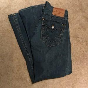 Guys True Religion jeans Billy